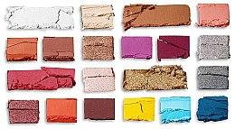 Палитра сенки за очи - Makeup Revolution X Jack Eye Shadow Palette — снимка N2