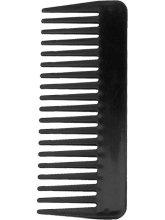 Парфюми, Парфюмерия, козметика Гребен за коса 15,5 см, черен - Donegal Hair Comb