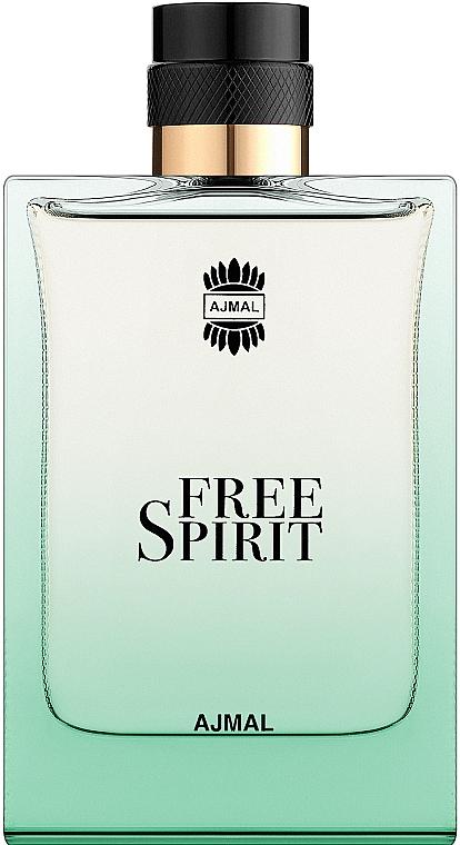 Ajmal Free Spirit - Парфюмна вода