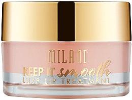 Парфюмерия и Козметика Хидратиращ крем за устни - Milani Keep It Smooth Luxe Lip Treatment