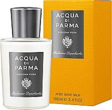 Парфюмерия и Козметика Acqua di Parma Colonia Pura Aftershave Balm - Балсам след бръснене