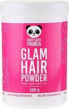 Парфюмерия и Козметика Възстановяваща пудра за коса - Noble Health Glam Hair Powder