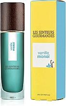 Парфюмерия и Козметика Les Senteurs Gourmandes Vanille Monoi - Парфюмна вода (мини)