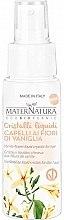 Парфюмерия и Козметика Течни кристали за коса - MaterNatura Vanilla Flower Liquid Crystals