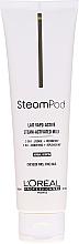Парфюмерия и Козметика Термозащитно мляко за нормална коса - L'Oreal Professionnel Steampod Smoothing Milk Fiber Replenishing