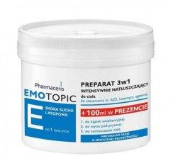Парфюмерия и Козметика Препарат 3 в 1 за възстановяване на липидния слой на кожата - Pharmaceris E Lipid-Replenishing Formula 3in1