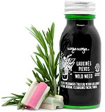 Парфюмерия и Козметика Почистващ тоник за мазна, комбинирана и проблема кожа - Uoga Uoga Natural Herbal Cleansing Facial Toner