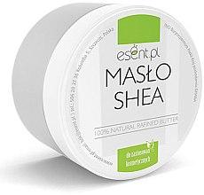 Парфюмерия и Козметика Натурално масло от шеа 100% - Esent