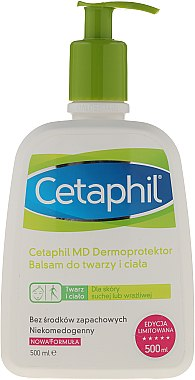 Хидратиращ лосион за лице и тяло - Cetaphil MD Dermoprotektor — снимка N1