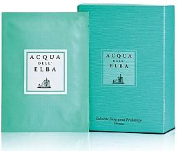 Парфюмерия и Козметика Acqua dell Elba Classica Women - Парфюмни мокри кърпички за жени