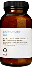 Парфюмерия и Козметика Балансираща пудра за коса от градински чай - Oway Rebalancing Pure Biodynamic Sage