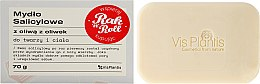 Парфюмерия и Козметика Сапун за проблемна кожа - Vis Plantis Soaps Salicylic Soap With Olive Oil For Face And Body Problem Skin