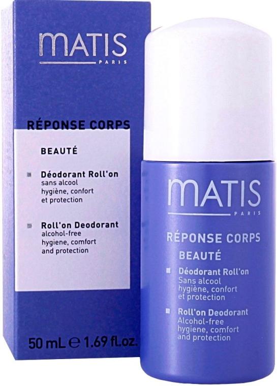 Дезодорант рол-он - Matis Reponse Corps Roll`on Deo — снимка N2