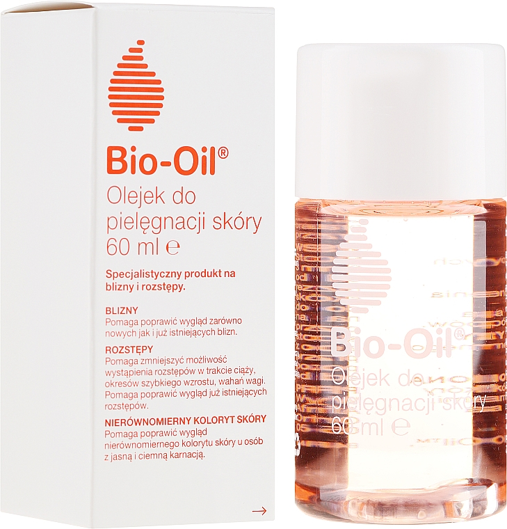 Масло за тяло против стрии и белези - Bio-Oil Specialist Skin Care Oil