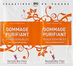 Парфюмерия и Козметика Овлажняващ скраб за чувствителна кожа - Secrets des Fees Scrub
