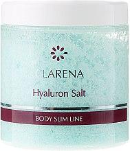 Парфюми, Парфюмерия, козметика Сол за вана - Clarena Hyaluron Salt
