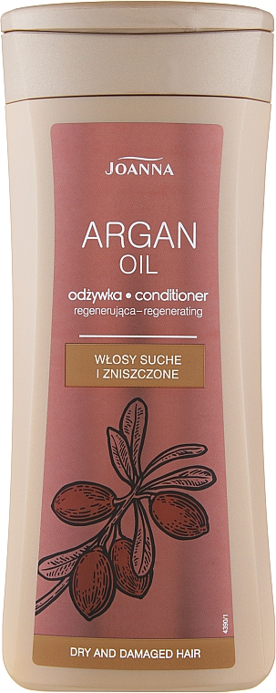 Балсам за коса с арганово масло - Joanna Argan Oil Hair Conditioner