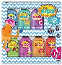 Парфюми, Парфюмерия, козметика Комплект пяна за вана - Baylis & Harding Kids 7 Day Bubble Bath Set