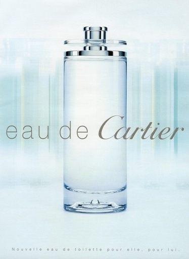 Cartier Eau de Cartier - Тоалетна вода (тестер без капачка)  — снимка N2