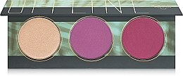 Парфюмерия и Козметика Палитра ружове за лице - Zoeva Offline Blush Palette