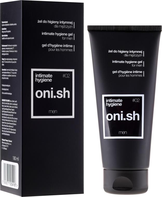 Гел за интимна хигиена - Oni.sh Men Intimate Hygiene Gel