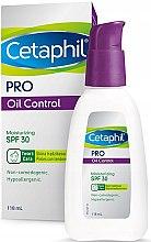 Парфюмерия и Козметика Себорегулиращ крем за лице - Cetaphil Dermacontrol Oil Control Moisture SPF 30