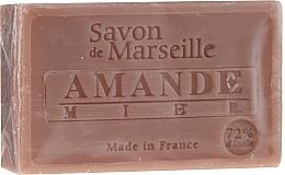 """Парфюмерия и Козметика Натурален сапун """"Бадем и мед"""" - Le Chatelard 1802 Almond & Honey Soap"""