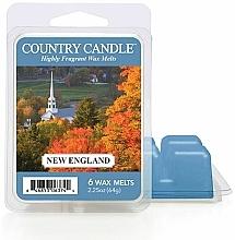 Парфюмерия и Козметика Ароматен восък - Country Candle New England Wax Melts