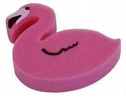 Парфюмерия и Козметика Гъба за баня, Фламинго - Inter-Vion