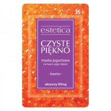 """Парфюми, Парфюмерия, козметика Маска за лице """"Хайвер"""" - Czyste Piekno Caviar Face Mask"""