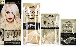 Парфюмерия и Козметика Изсветлител за коса до 5 тона - Joanna Multi Blond Intensiv