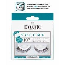 Изкуствени мигли №107 - Eylure Pre-Glued Volume — снимка N1