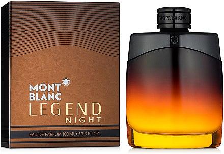 Montblanc Legend Night - Парфюмна вода — снимка N3