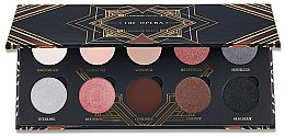 Парфюмерия и Козметика London Copyright Magnetic Eyeshadow Palette The Opera - Палитра сенки за очи