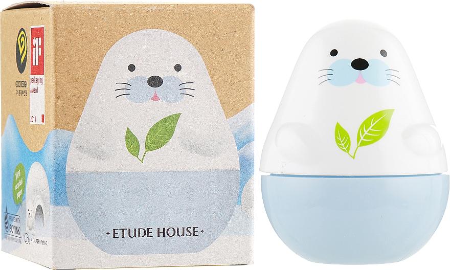 Крем за ръце с аромат на зелен чай - Etude House Missing U Hand Cream Harp Seals