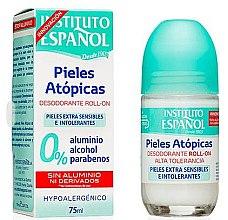 Парфюмерия и Козметика Рол-он дезодорант - Instituto Espanol Atopic Skin Deo Roll-On