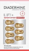 Парфюмерия и Козметика Лифтинг капсули за лице - Diadermine Lift+ Sofort Effect Capsules