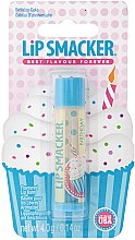 Парфюми, Парфюмерия, козметика Балсам за устни - Lip Smacker Birthday Cake Lip Balm