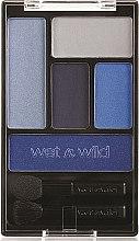 Парфюмерия и Козметика Палитра сенки за очи - Wet n Wild Color Icon Eyeshadow Palette 5 Pan