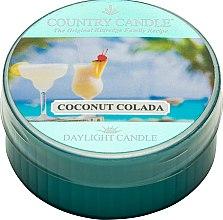 Парфюми, Парфюмерия, козметика Чаена свещ - Country Candle Coconut Colada