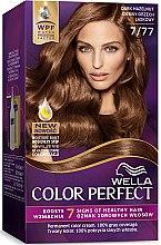 Парфюми, Парфюмерия, козметика Устойчива боя за коса - Wella Color Perfect
