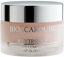 Парфюмерия и Козметика Антистареещ изглаждащ крем за лице - Bio et Caroube Reversible Complete Anti-Ageing Treatment