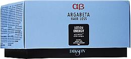 Парфюмерия и Козметика Енергизиращ ампули-лосион против косопад - Dikson Argabeta Hair Loss Lozione Energy