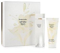 Парфюми, Парфюмерия, козметика Elizabeth Arden White Tea - Комплект (тоал. вода/100ml + крем за тяло/100ml)