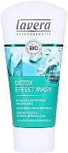 Парфюмерия и Козметика Детокс маска за лице - Lavera Detox Effect Mask