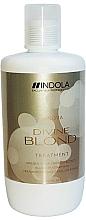Парфюми, Парфюмерия, козметика Маска за светли коси - Indola Divine Blond Treatment