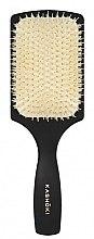 Парфюми, Парфюмерия, козметика Четка за коса с естествен косъм, правоъгълна - Kashoki
