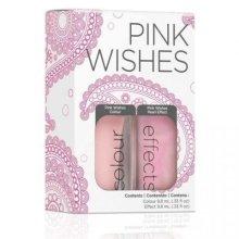 Парфюми, Парфюмерия, козметика Комплект лакове - CND Pink Wishes
