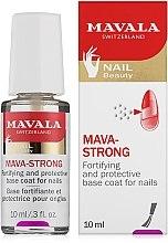 Парфюмерия и Козметика Топ лак за нокти - Mavala Colorfix Strong Flexible Top Coat