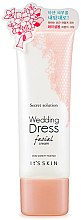 Парфюмерия и Козметика Избелващ крем за лице - It's Skin Secret Solution Wedding Dress Facial Cream